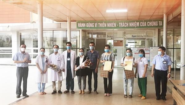 Bệnh nhân Covid-19 cuối cùng ở Quảng Nam được xuất viện