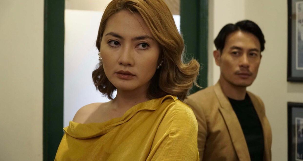 """Diễn viên Ngọc Lan vào vai """"người yêu cũ"""" trong phim """"Trói buộc yêu thương"""""""