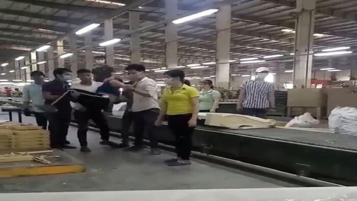 Điều tra vụ nữ công nhân bị đồng nghiệp đánh ngất xỉu ở Đồng Nai
