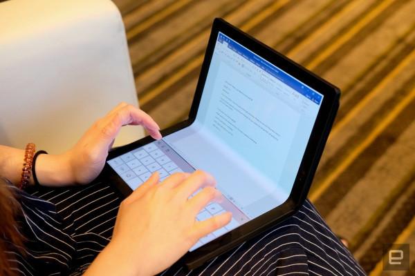 Lenovo ra mắt laptop màn hình gập ThinkPad X1 Fold