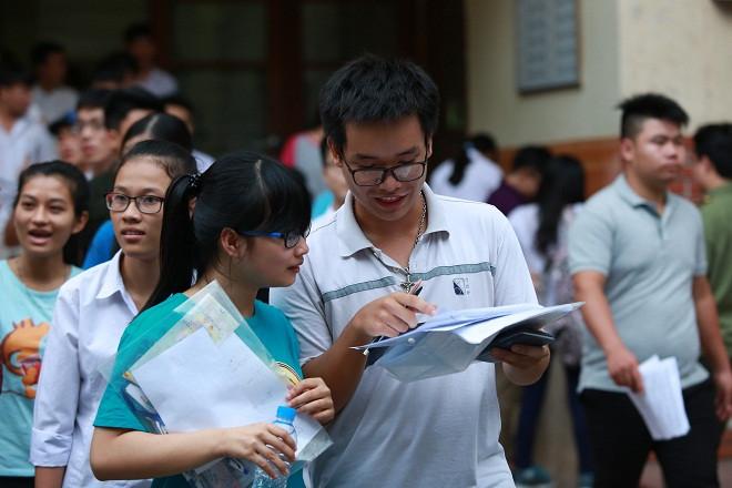 Bộ GD-ĐT nói về phương án tổ chức kỳ thi tốt nghiệp THPT giai đoạn 2021-2025