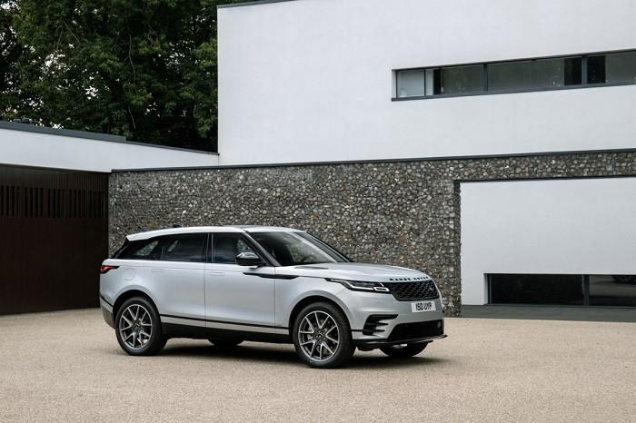 Range Rover Velar 2021 cải tiến nội thất sang chảnh hơn
