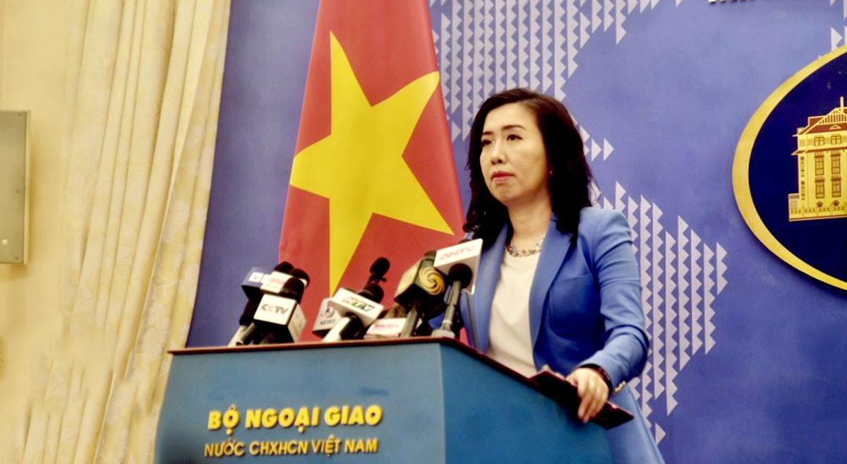 Việt Nam lên tiếng trước Công hàm của Anh, Pháp và Đức về Biển Đông