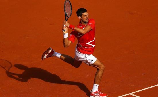 Djokovic vào vòng 3 Pháp mở rộng 2020