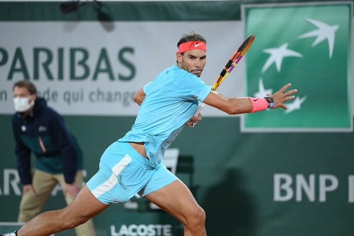 Nadal vào vòng bốn Roland Garros 2020