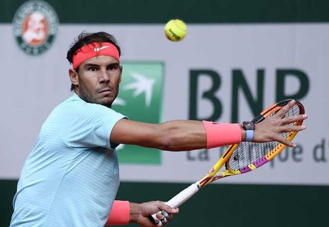 Nadal đối đầu với Jannik Sinner tại tứ kết Roland Garros 2020