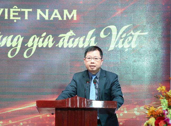 Báo Gia đình Việt Nam kỷ niệm 25 năm thành lập
