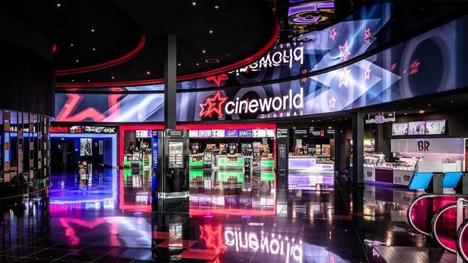 Cineworld - chuỗi rạp chiếu phim lớn thứ hai thế giới đóng cửa vì Covid-19