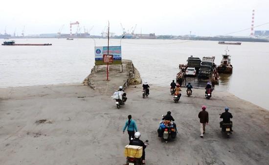 Hải Phòng: Đề xuất Trung ương hỗ trợ dự án xây cầu Bến Rừng