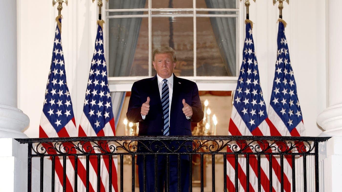 """Ivanka Trump: """"Mừng Cha về nhà!"""""""