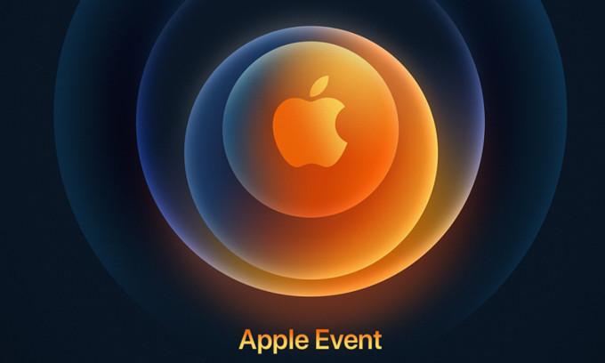 Apple gửi thư mời sự kiện ngày 13/10