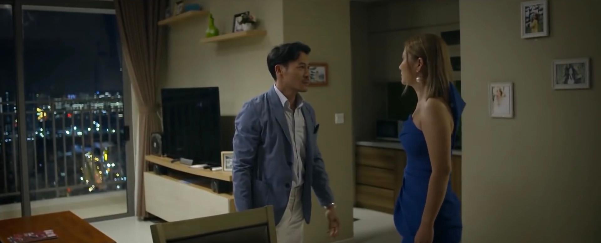 """""""Trói buộc yêu thương"""" tập 9: Khánh quyết tâm bù đắp cho Hà"""