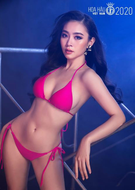 """""""Cuộc chiến"""" bikini của dàn thí sinh Hoa Hậu Việt Nam 2020"""