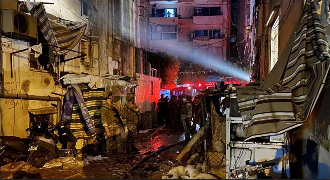 Lại cháy nổ kinh hoàng ở Beirut, gần 60 người thương vong