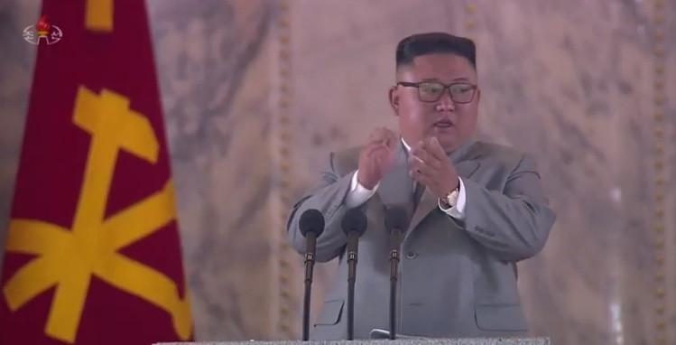 Tin vắn thế giới ngày 11/10: Tên lửa đạn đạo liên lục địa xuất hiện trong lễ duyệt binh Triều Tiên