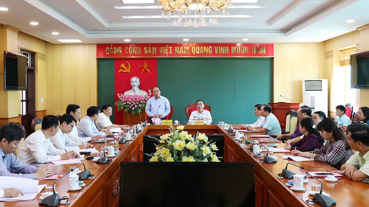 Thái Nguyên: Xây dựng tỉnh công nghiệp hiện đại nhiệm điểm nhấn nhiệm kỳ mới