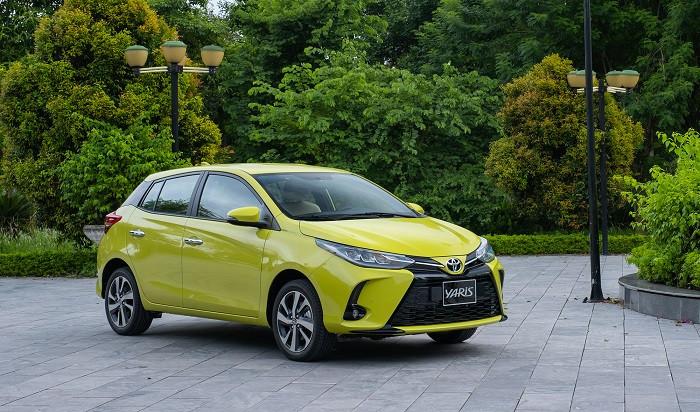 Toyota Yaris 2020 có giá 668 triệu đồng tại Việt Nam
