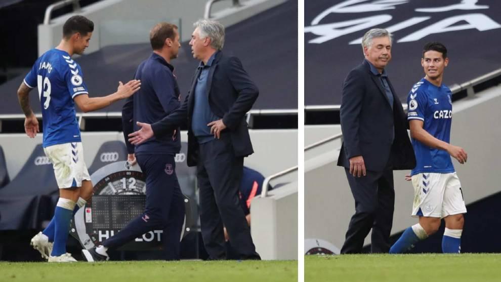 James thăng hoa dưới trướng Ancelotti: Khi niềm tin mới là bất diệt