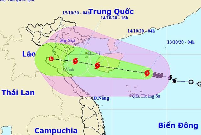 Quảng Ninh ra văn bản hỏa tốc ứng phó bão số 7