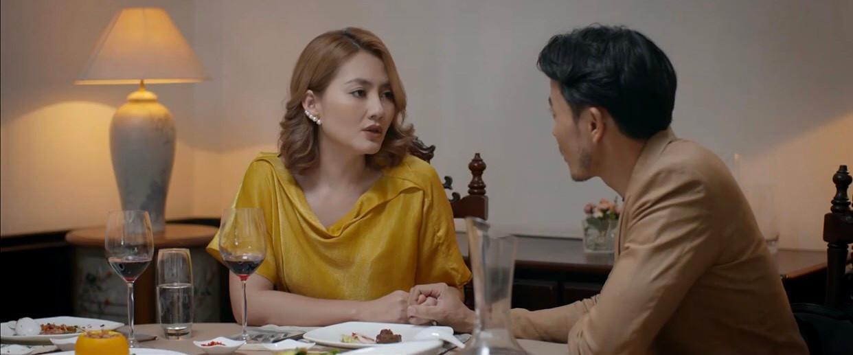 """""""Trói buộc yêu thương"""" tập 12: Mối tình vụng trộm của Khánh và Hà đã chính thức bắt đầu"""