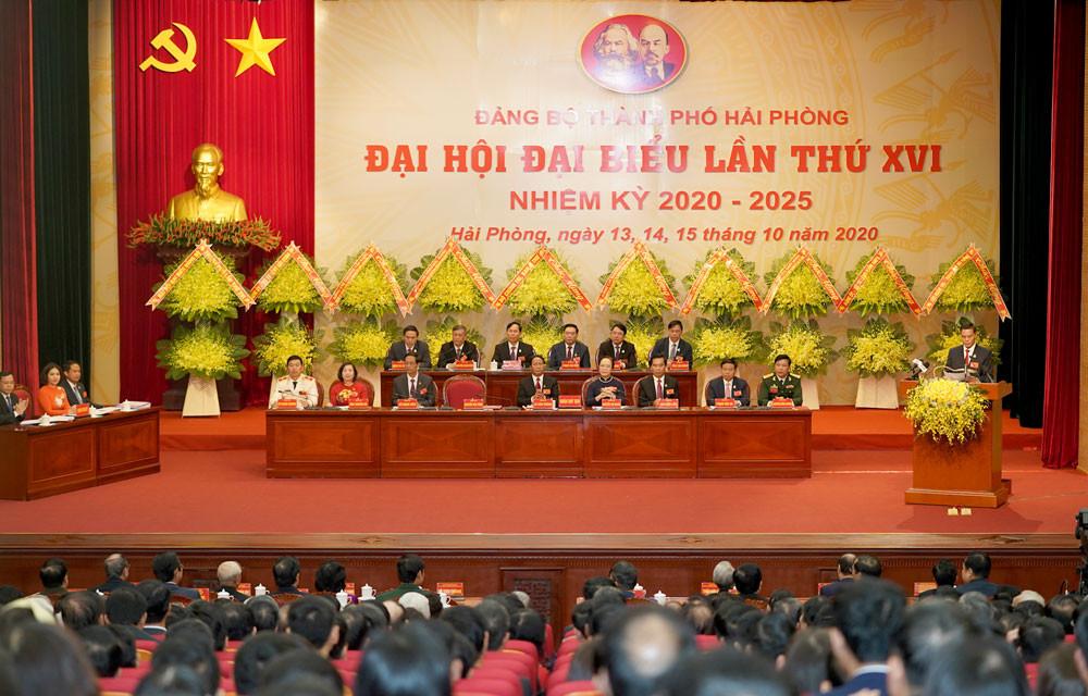 Xây dựng Hải Phòng trở thành thành phố có tầm cỡ khu vực ASEAN và châu Á