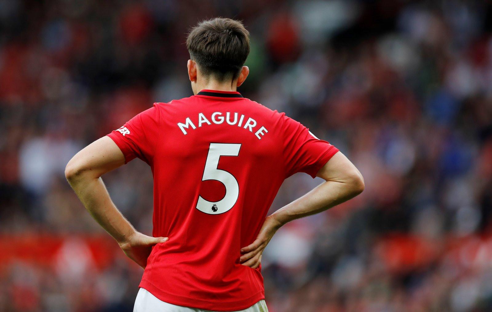 Harry Maguire: Khi trước mặt là vũng sình lầy