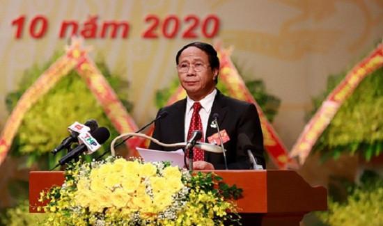 Ông Lê Văn Thành tiếp tục giữ chức vụ Bí thư Thành ủy Hải Phòng