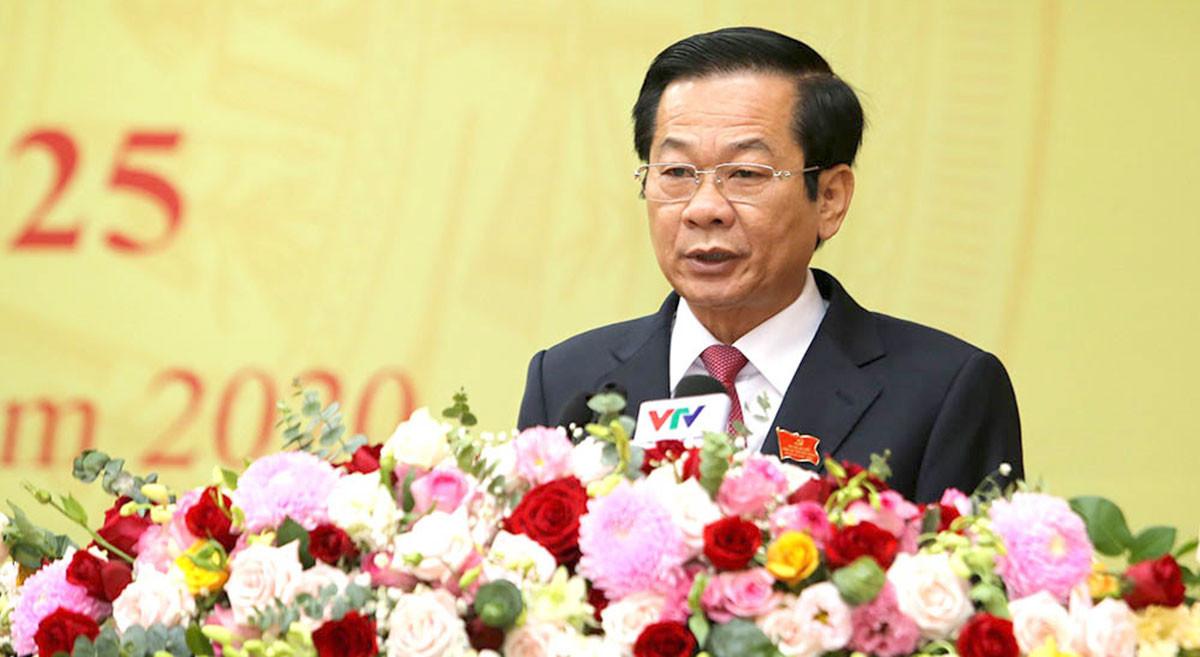 Kiên Giang công bố tân Bí thư Tỉnh ủy