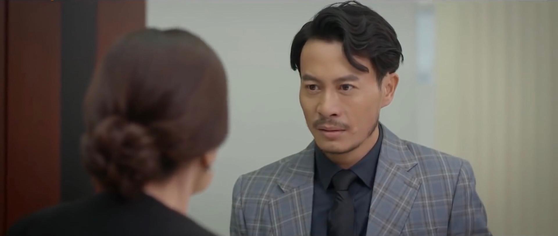 """""""Trói buộc yêu thương"""" tập 14: Biết Khánh qua lại hợp tác với người yêu cũ bà Lan sẽ làm gì?"""
