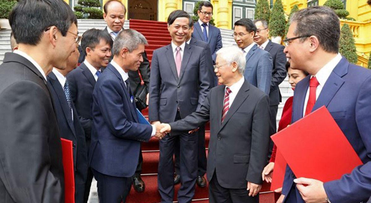 Tổng Bí thư, Chủ tịch nước: Đại sứ Việt Nam ở nước ngoài cần có tầm nhìn xa hơn