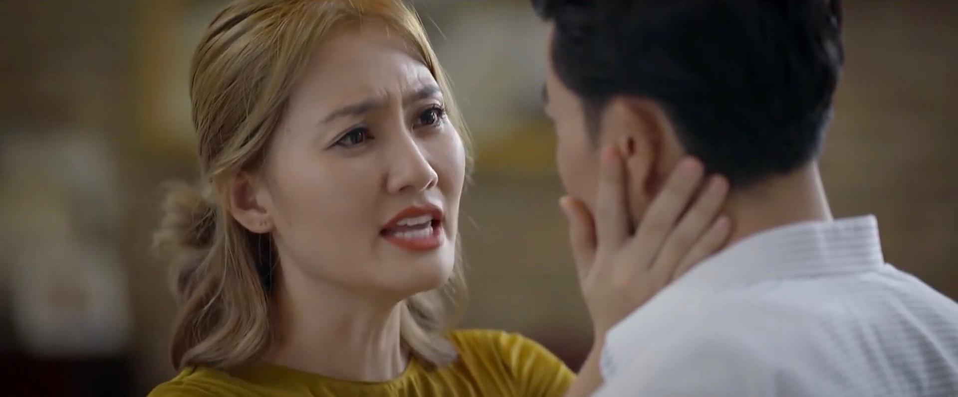 """""""Trói buộc yêu thương"""" tập 15: Hà nói gì khiến Khánh chìm đắm, mù quáng trong tình yêu?"""