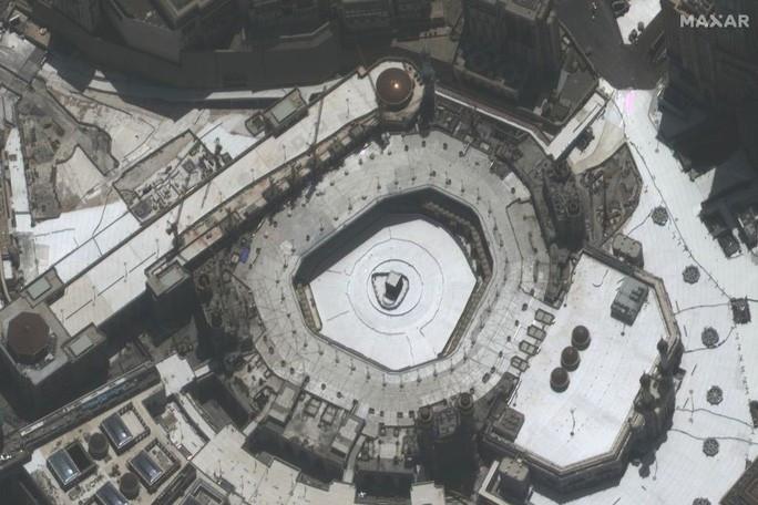 Điểm lại những sự kiện chấn động năm 2020 qua ảnh vệ tinh - Ảnh 11.