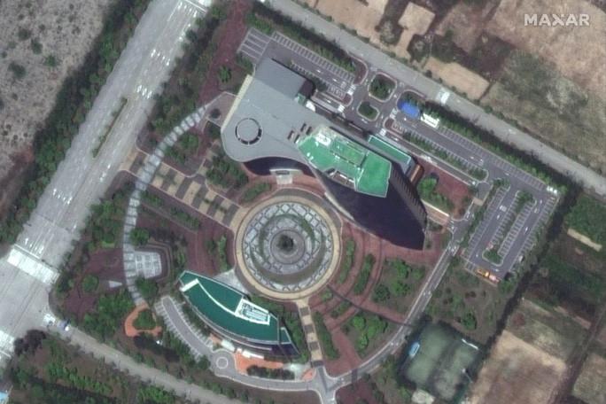 Điểm lại những sự kiện chấn động năm 2020 qua ảnh vệ tinh - Ảnh 12.