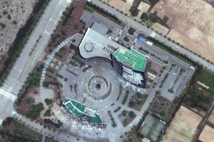 Điểm lại những sự kiện chấn động năm 2020 qua ảnh vệ tinh - Ảnh 13.