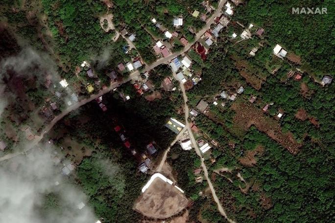 Điểm lại những sự kiện chấn động năm 2020 qua ảnh vệ tinh - Ảnh 19.