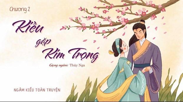 Thuong thuc 'Truyen Kieu' cua Nguyen Du theo loi ngam truyen thong hinh anh 2