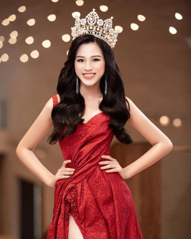 Lộ diện 5 mẫu thiết kế đầm dạ hội của Hoa hậu Đỗ Thị Hà tại Miss World 2021 - Ảnh 1.