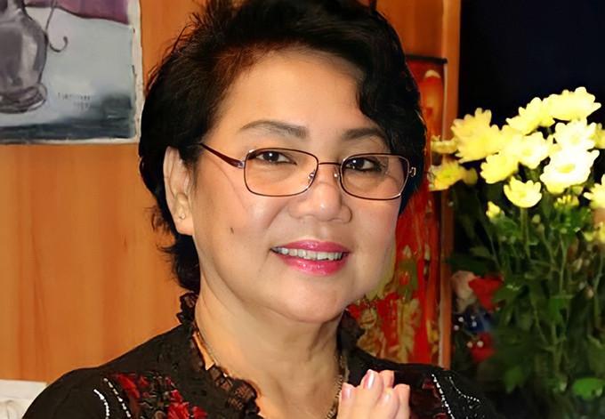 Nghệ sĩ Kim Phượng (1955 - 2021) được xem là trụ cột của đoàn Huỳnh Long - một trong những gia tộc tuồng cổ lớn nhất Sài Gòn. Ảnh: Hoàng Song Việt.