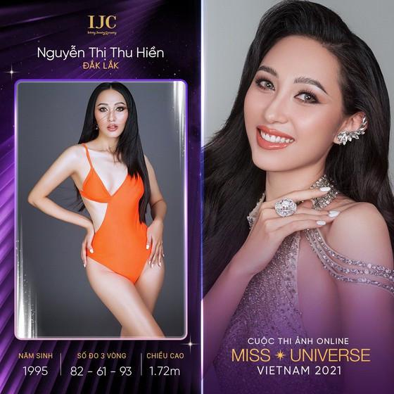 Dàn thí sinh ấn tượng tại cuộc thi ảnh online Hoa hậu Hoàn vũ Việt Nam 2021 ảnh 2