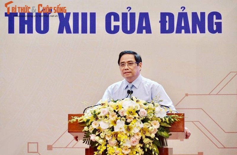 "Thu tuong Pham Minh Chinh: ""VUSTA phat huy tot vai tro hat nhan tap hop, tu van, phan bien…"""