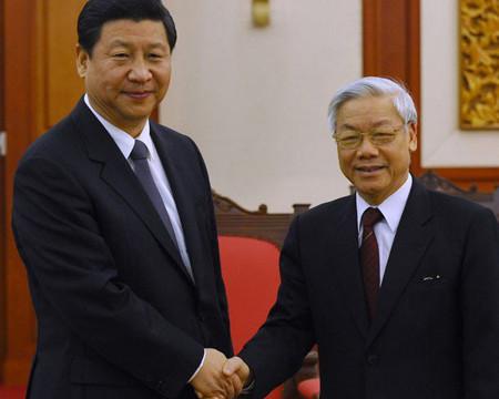 Tăng cường quan hệ đối tác hợp tác chiến lược toàn diện Việt Nam - Trung Quốc
