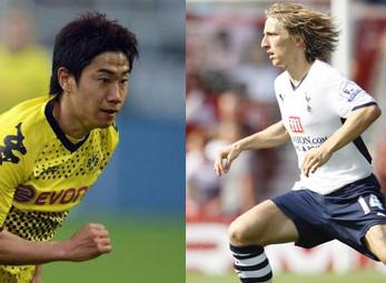 Chuyển động Old Trafford: Có Kagawa buông Modric?