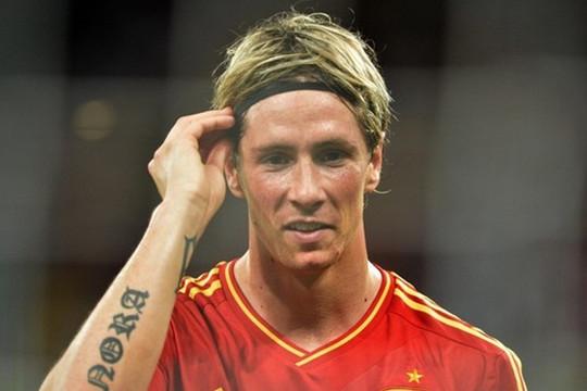 Fernando Torres giành Chiếc giày Vàng Euro 2012