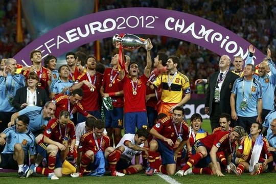 Tây Ban Nha: Nhà vô địch của những nhà vô địch