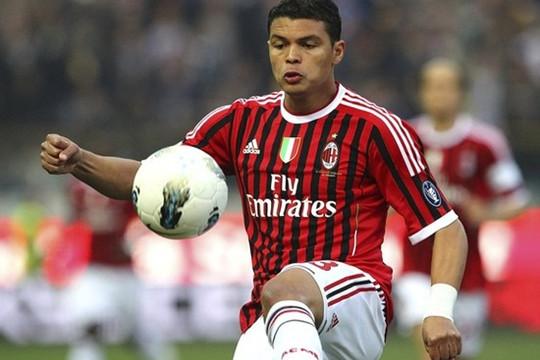 Milan gia hạn với Thiago Silva: Quyết định bất đắc dĩ