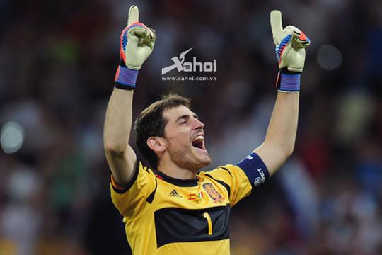 Ngôi sao và định mệnh (Kỳ 1): Iker Casillas, người đội trưởng vĩ đại