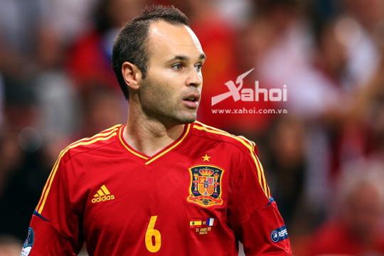 Ngôi sao và định mệnh (Kỳ 3): Iniesta - sinh ra để quyết định trận đấu