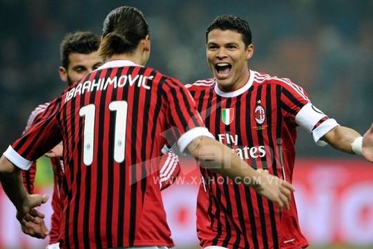 Milan sẵn sàng chia tay cả T.Silva & Ibra: Đại cách mạng ở San Siro