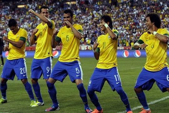 Bóng đá Olympic 2012: Ai cản nổi Brazil?