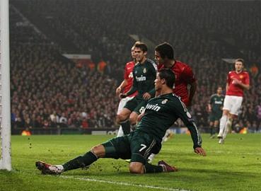 M.U - Real: Trận thua oan nghiệt